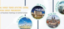 Global energy trends affecting  Central European energy procurement