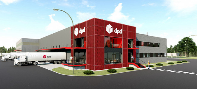 A Market építi a DPD új csomagelosztó központját