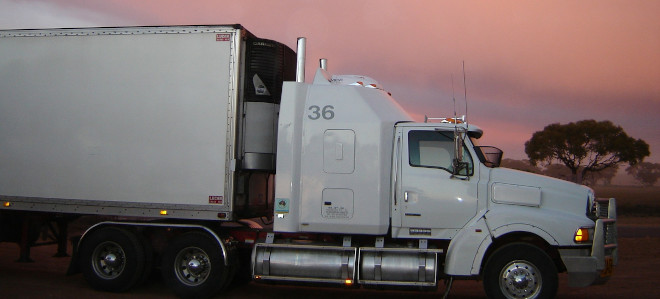 FTR's Trucking Conditions Index