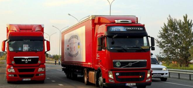 Feloldották a hétvégi kamionstopot