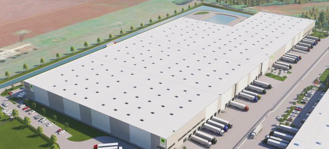 Vecsésen építtet logisztikai létesítményt a Geis